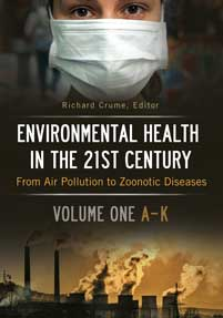 thumbnail of the cover of Environmental Health in the 21st Century